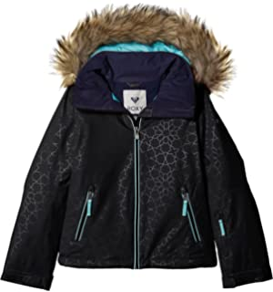 80634844 Snow Pants 8-16 Roxy ERGTP03012 Roxy Damen Girl Pt Backyard ROXS5