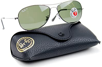 7055f5f7b621a7 Image Unavailable. Image not available for. Color  Ray-Ban RB3362 004 58  59mm Cockpit ...