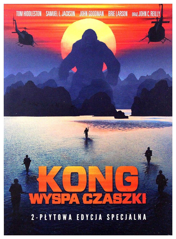 Kong: Skull Island 2DVD IMPORT No hay versión española: Amazon.es: Jordan Vogt-Roberts: Cine y Series TV
