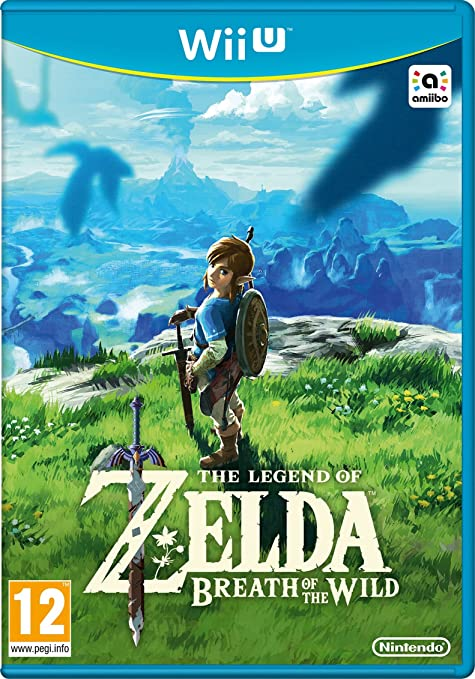 68 opinioni per The Legend of Zelda: Breath of the Wild- Nintendo Wii U