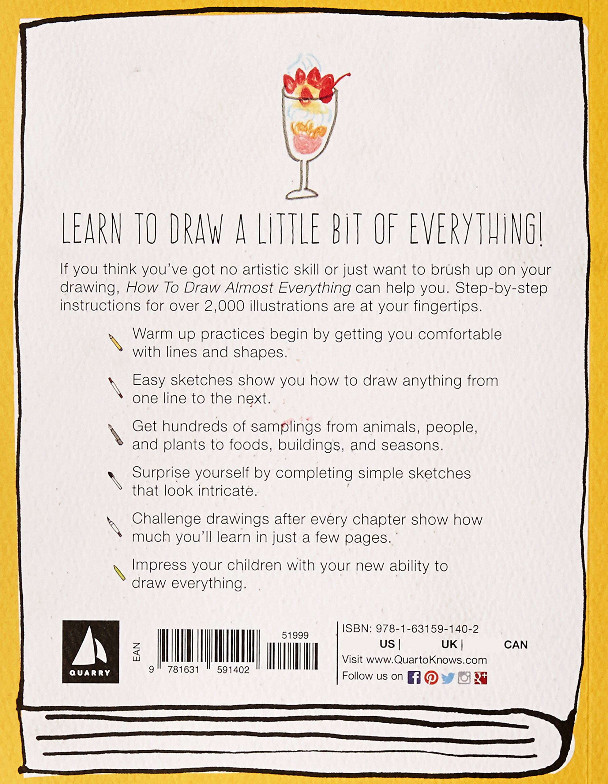 Amazon: How To Draw Almost Everything: An Illustrated Sourcebook  (9781631591402): Chika Miyata: Books