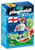 Playmobil 6898 Sports and Action Football Player England Figure
