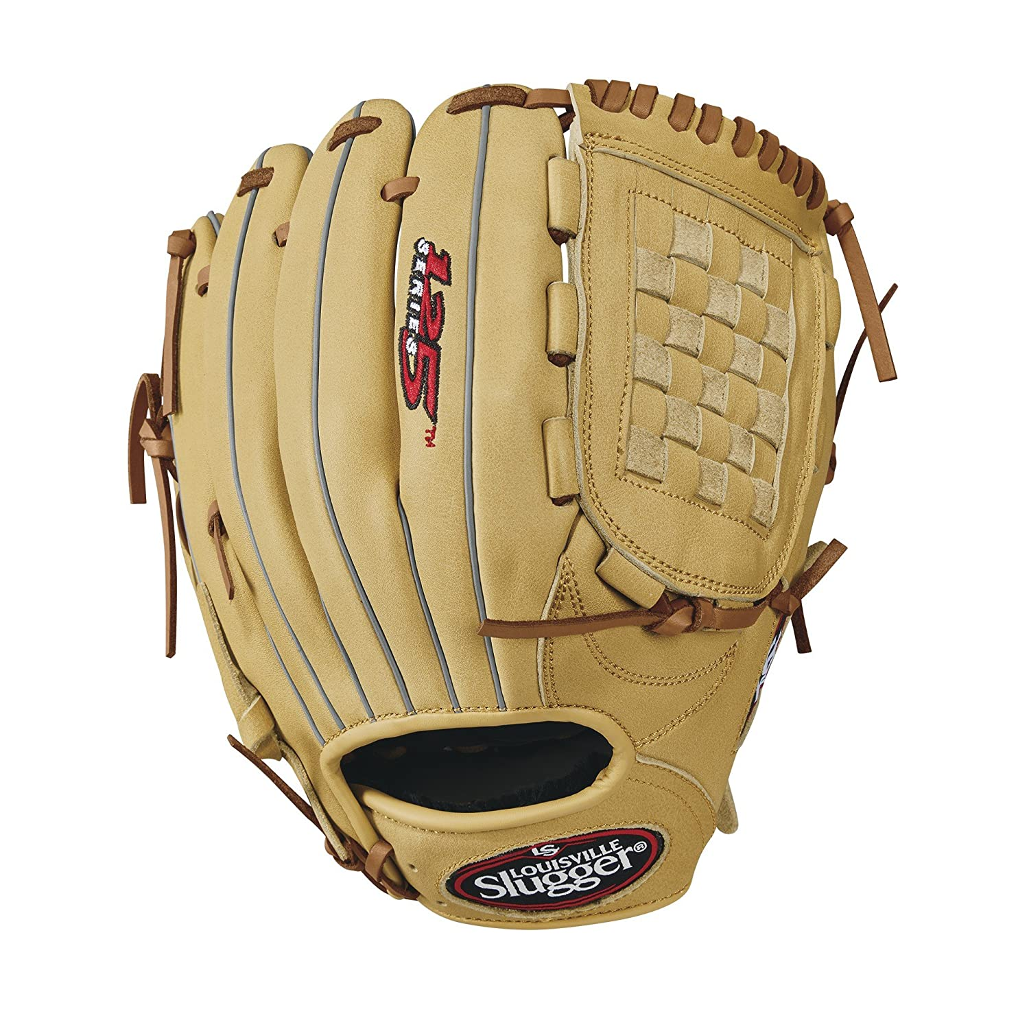 Mens outfield gloves - Amazon Com Louisville Slugger 125 Series Baseball Gloves Sports Outdoors