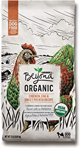 New! Purina Beyond Organic High Protein Dry Dog Food & Wet Food