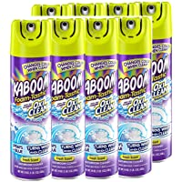 Deals on 8-Pk Kaboom Foam Tastic Bathroom Cleaner w/OxiClean 19oz