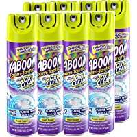 8-Pack Kaboom Foam-Tastic with Oxiclean Fresh 19 Ounce