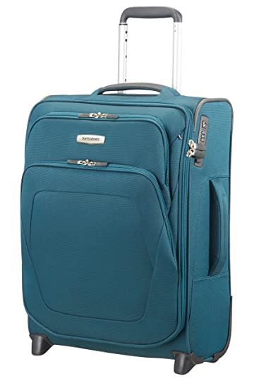 Amazon.com | SAMSONITE Spark SNG - Upright 55/20 Expendable Length 40cm Hand Luggage, 55 cm, 48, 5 liters, Blue (Petrol Blue) | Carry-Ons
