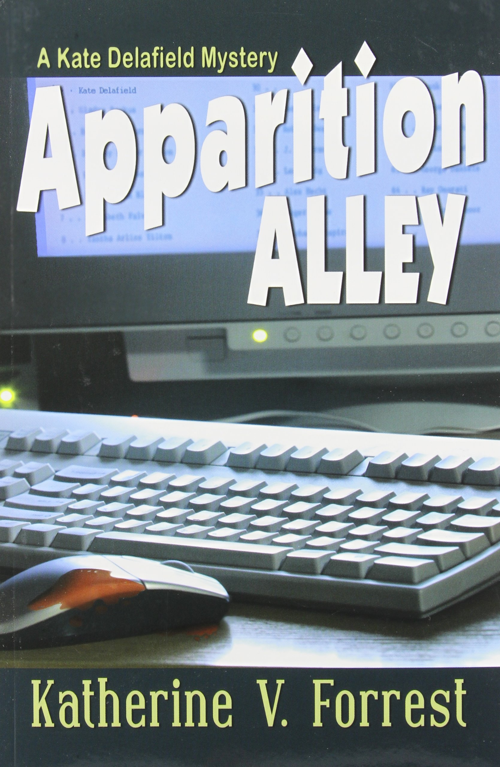 Apparition Alley (A Kate Delafield Mystery)