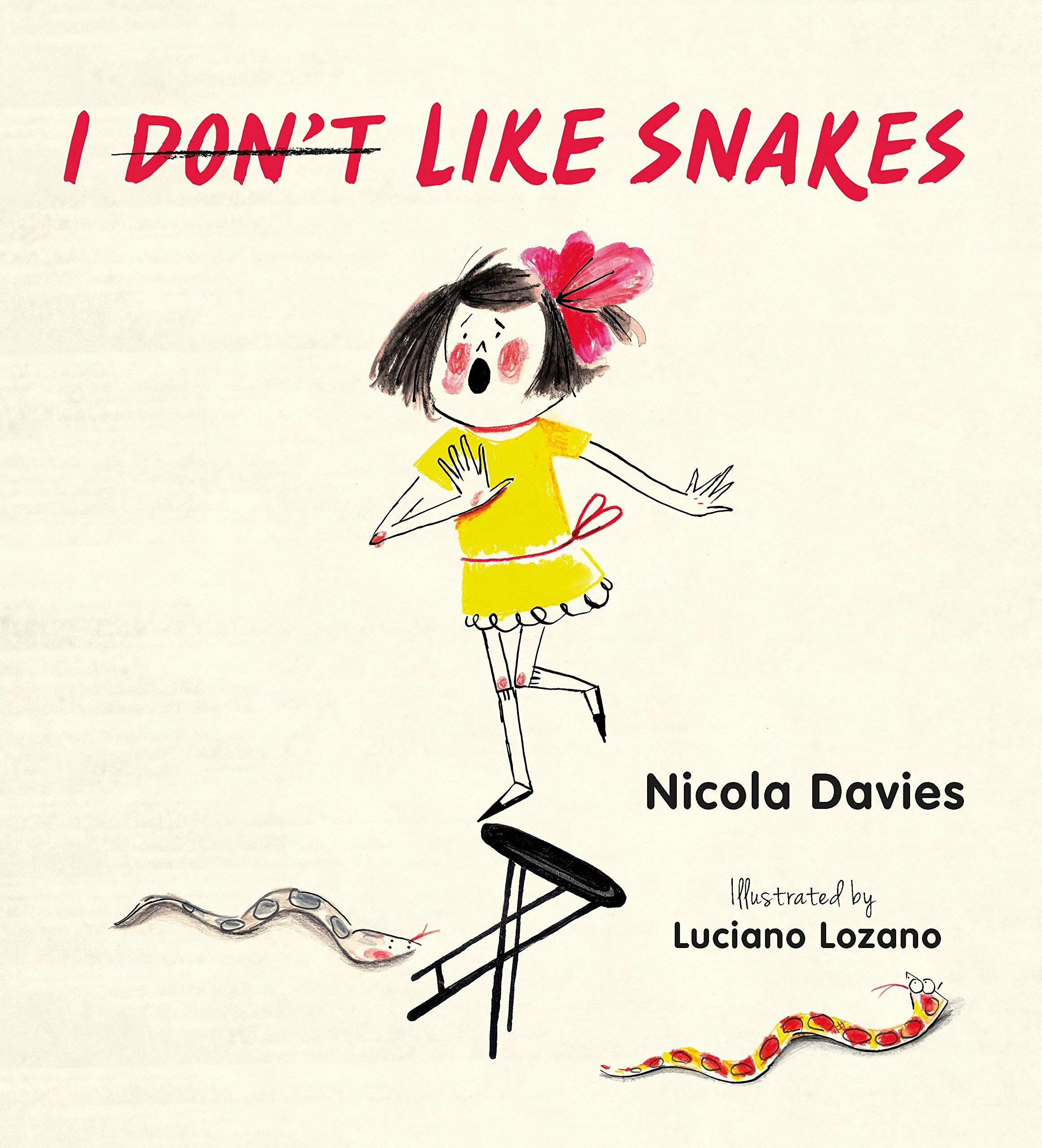 Read Online I (Don't) Like Snakes (Read and Wonder) PDF