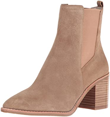 Kenneth Cole New York Women's Quinley Ankle Bootie, Desert, ...