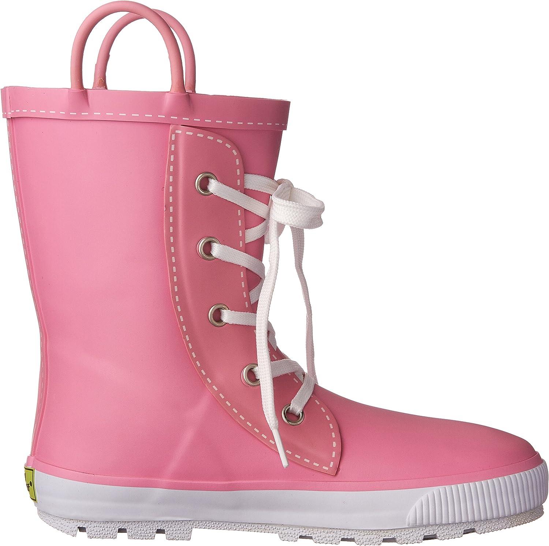 Western Chief Unisex-Child Solid Rain Boot Rain Boots