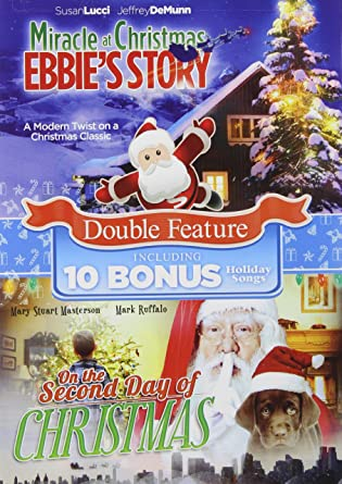 Second Day Of Christmas.Amazon Com Miracle At Christmas Ebbie S Story On The