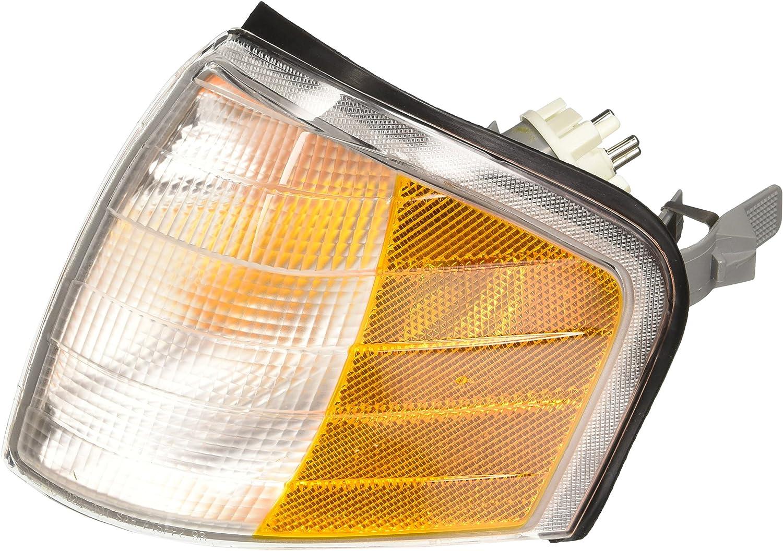Side Marker Light Assembly Rear Right TYC 17-5375-00 fits 12-16 Fiat 500