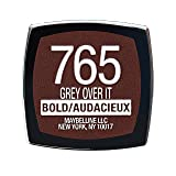 Maybelline New York Color Sensational Nude Lipstick Matte Lipstick, Grey Over It, 0.15 oz