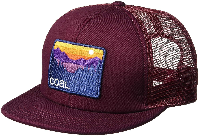 5537fe301 Amazon.com  Coal Men s The Hauler Mesh Back Trucker Hat Adjustable Snapback  Cap  Clothing