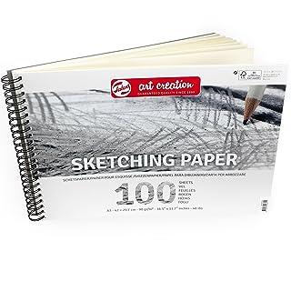 Royal Talens – Art Creation A3 Sketching Paper – 100 Sheets – 90gsm – Landscape