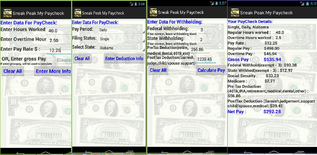 paycheck tax calculator california