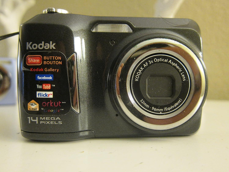 Amazon.com : Kodak EasyShare C183 14MP Digital Camera w/ 3x Optical Zoom,  3.0 inch LCD (Black) : Point And Shoot Digital Cameras : Camera & Photo
