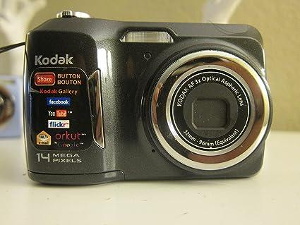 amazon com kodak easyshare c183 14mp digital camera w 3x optical rh amazon com