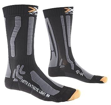 X-Socks Hombre Xmoto Extreme Light Moto calcetín: Amazon.es: Deportes y aire libre