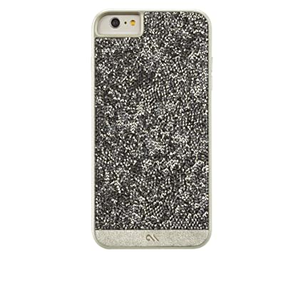 best service c1a9c 585bf Case-Mate iPhone 6 Case - BRILLIANCE - 800+ Genuine Crystals - Apple iPhone  6 / iPhone 6s - Champagne