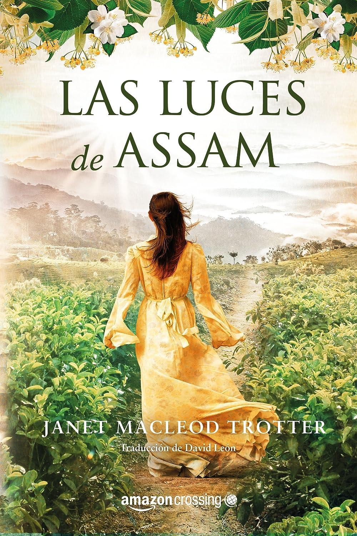 Las luces de Assam (Aromas de té nº 1) eBook: Janet MacLeod ...