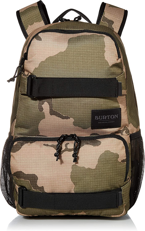 Ranking TOP1 Burton Treble Yell Backpack Barren Camo One Size Daily bargain sale Print