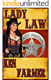 LADY LAW (The Nations Book 6)