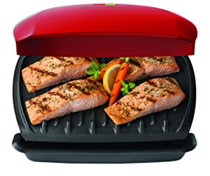 George Foreman 5-serving Classic Plate Grill