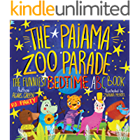 The Pajama Zoo Parade: The Funniest Bedtime ABC Book (Short and Funny Bedtime Stories for Children Ages 3-5, that Every…