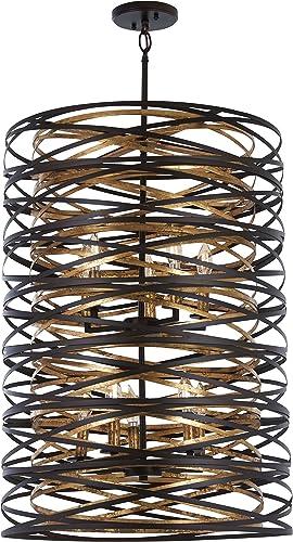 Minka Lavery Unique Pendant Ceiling Lighting 3679-111 Vortic Flow