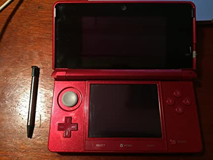 Amazon.com: Nintendo 3DS with Super Mario 3D Land - Flame ...