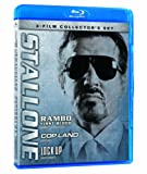 The Sylvester Stallone Collection (Rambo: First Blood Part 1 / Cop Land / Lock Up) (Bilingual) [Blu-ray]
