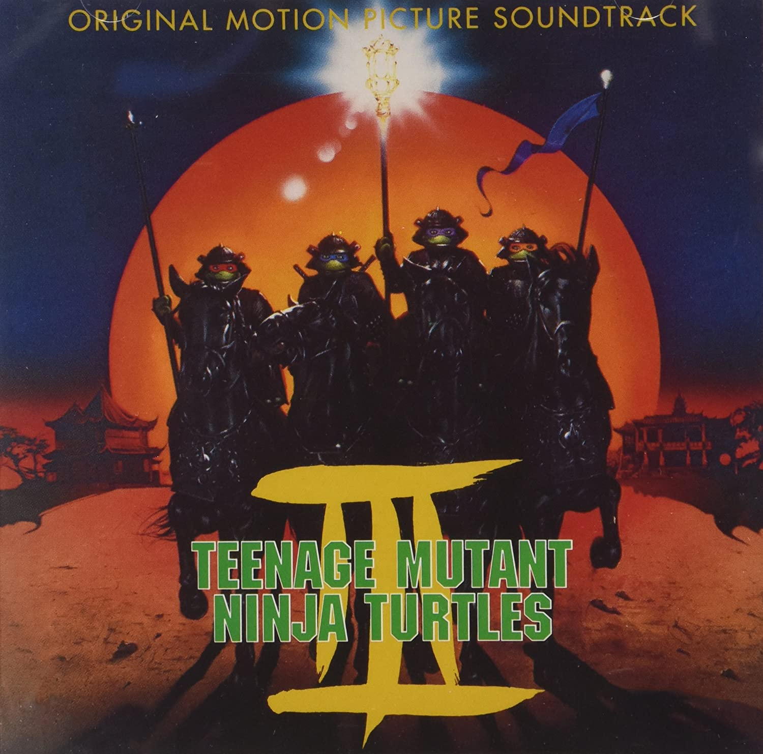 Ost: Teenage Mutant Ninja Turtles III: Amazon.es: Música