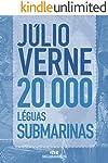 20.000 Léguas Submarinas: Texto adaptado (Júlio Verne)