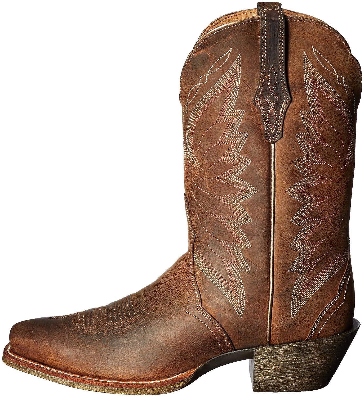 Ariat Women's Autry Western Cowboy Boot B01BPW7QLW 5.5 B(M) US|Woodsmoke