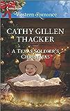 A Texas Soldier's Christmas (Texas Legacies: The Lockharts)