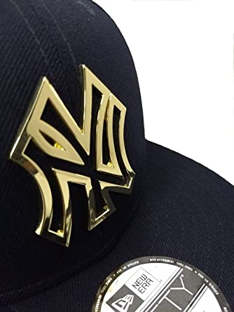 big sale f6616 ebf1a ... where can i buy new era officially licensed mlb new york yankees osfa  metal framed navy