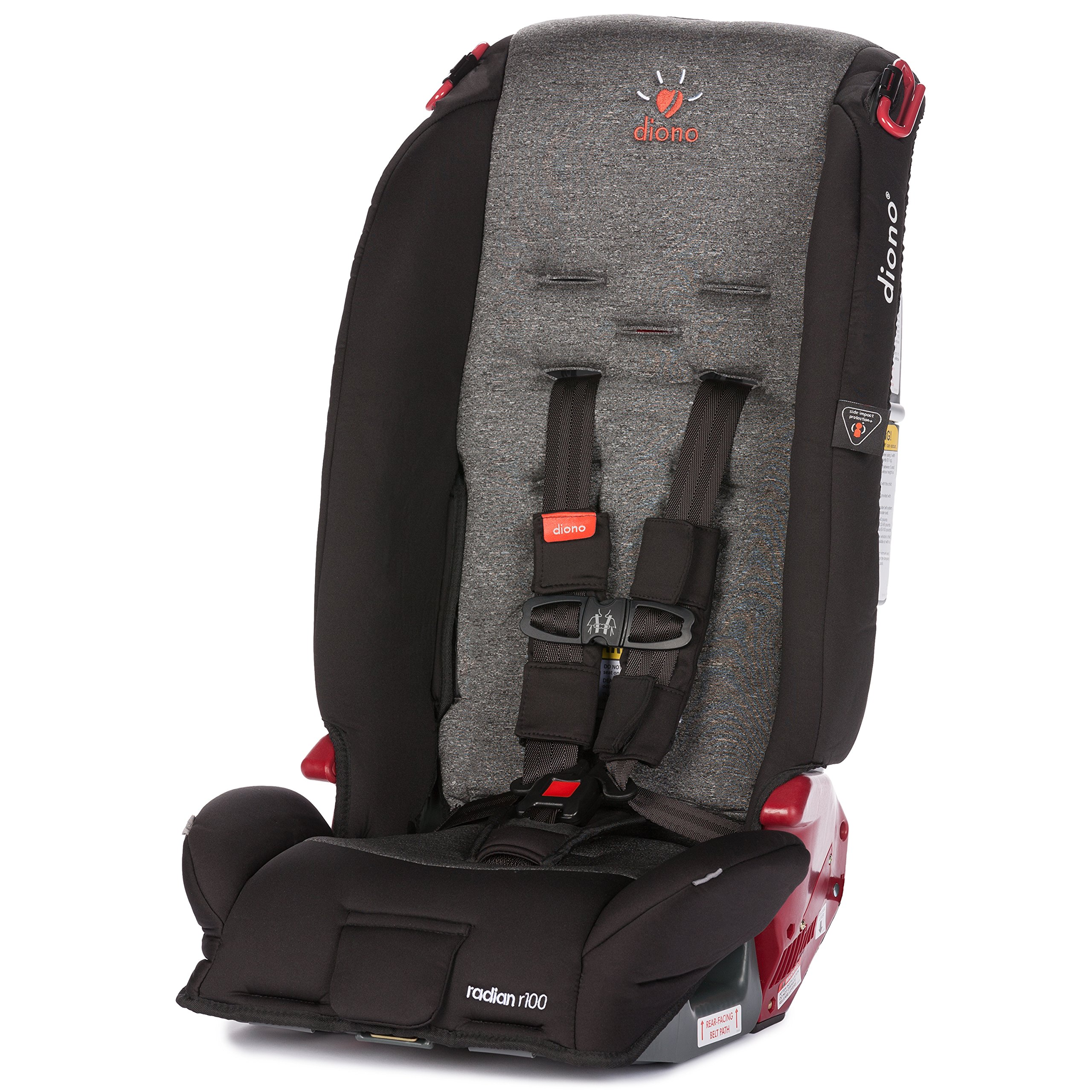 Amazon.com : Diono Radian R100 All-In-One Convertible Car Seat ...