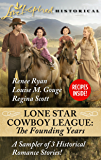LIH - Lone Star Cowboy League: The Founding Years sampler: Stand-In Rancher Daddy\A Family for the Rancher\A Rancher of Convenience