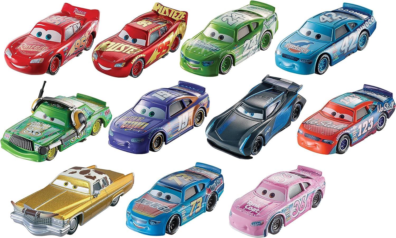 Amazon Com Disney Pixar Cars 3 Desert Race Diecast Vehicle 11