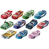 Disney Pixar Cars 3 - Desert Race Diecast Vehicle 11 Car Gift Pack