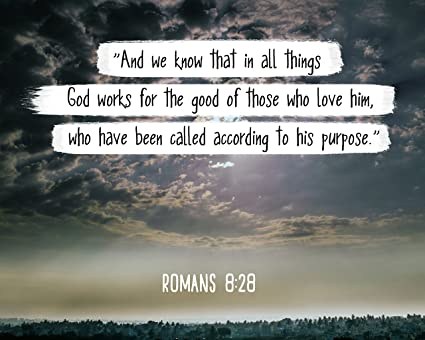 Image result for image God works all things for good