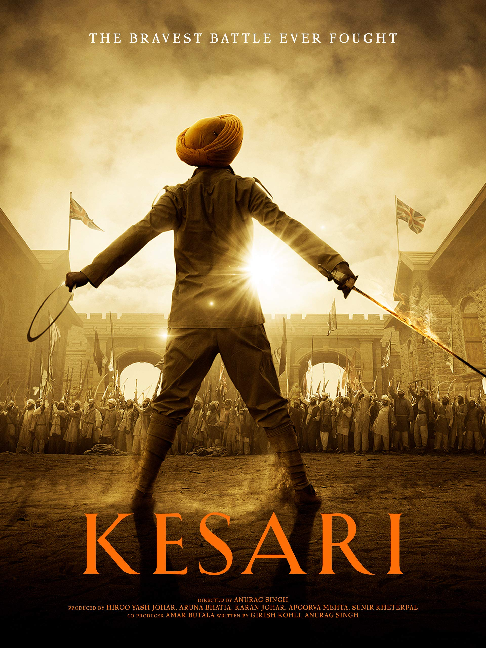 Watch Kesari | Prime Video