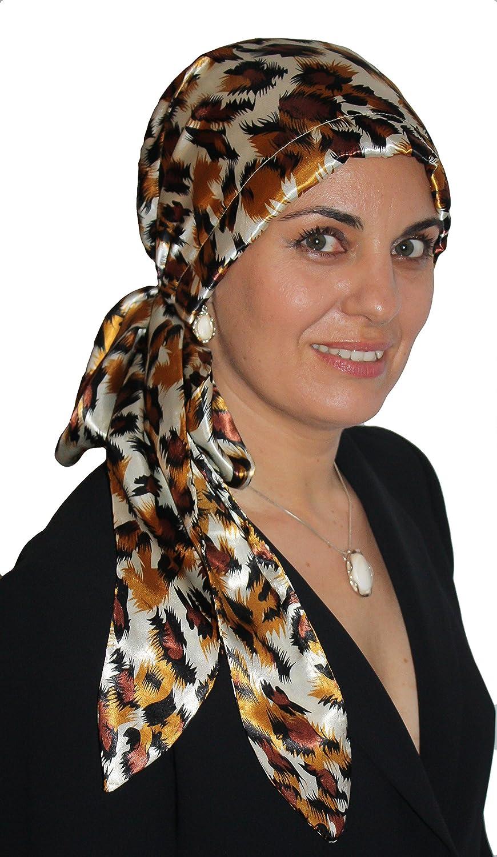 Pañuelo oncológico Savanah. Para mujeres en tratamiento de ...