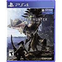 Monster Hunter: World Standard Edition for PS4 or Xbox One