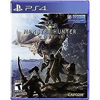 Monster Hunter: World Standard Edition for PlayStation 4 by Capcom