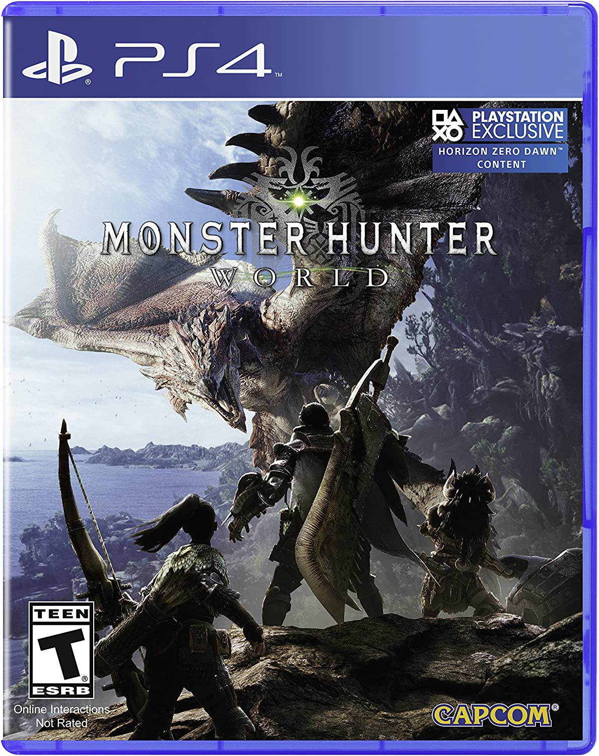 Monster Hunter World 2018 Amazon