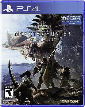 Monster Hunter: World Standard Edition for PS4