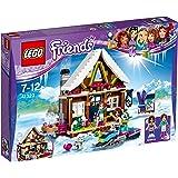 LEGO - Friends - Le chalet de la station de ski - 41323 - Jeu de Construction